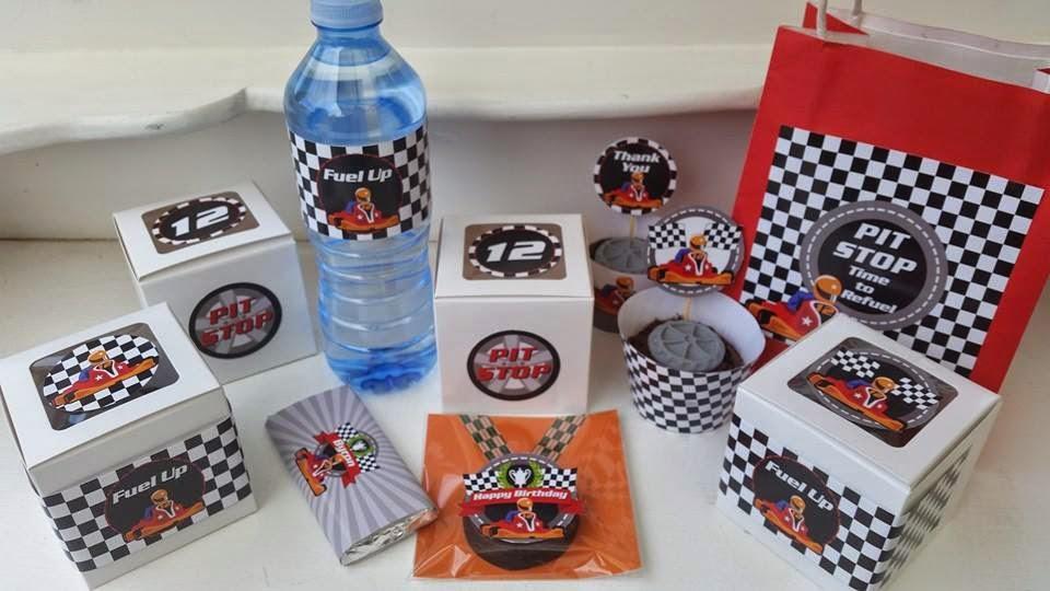 todi: {Customer Parties} Go-kart Racing Birthday