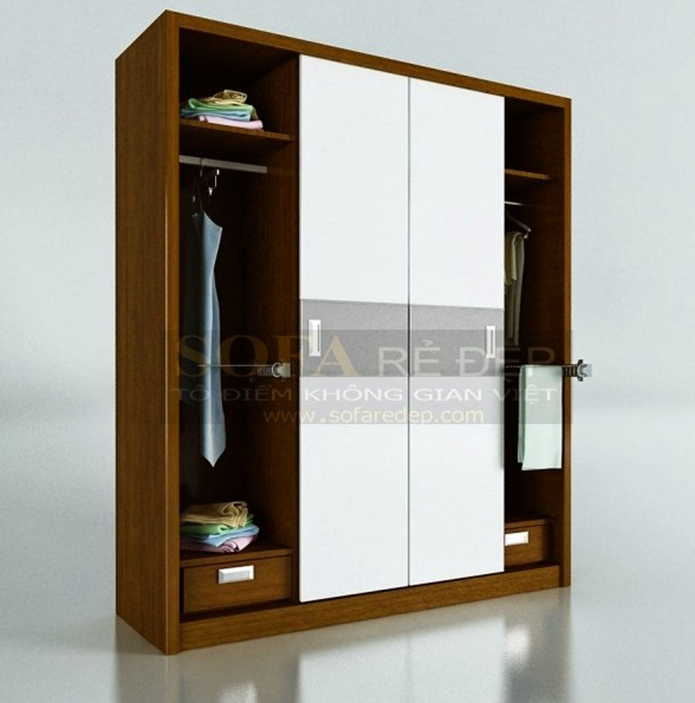 Tủ áo TA003
