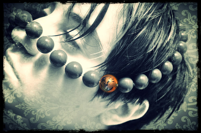 globe and worry beads dream