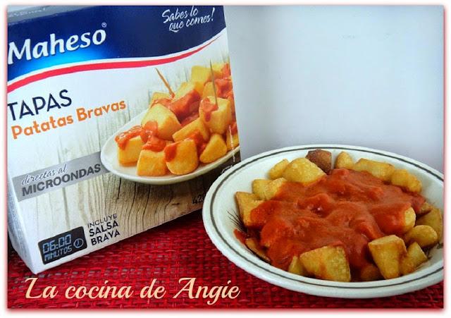 La Cocina De Angie Patatas Bravas Maheso