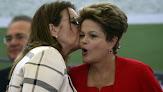 """Presidente Dilma """"abraça"""" Presidente da Petrobras Graça Foster e minimiza possibilidade de demissão"""
