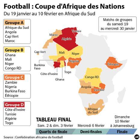 Regarder la coupe d 39 afrique des nations 2013 en streaming - Prochaine coupe d afrique des nations ...