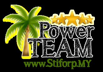 Selamat Datang ke Power Team Stiforp!