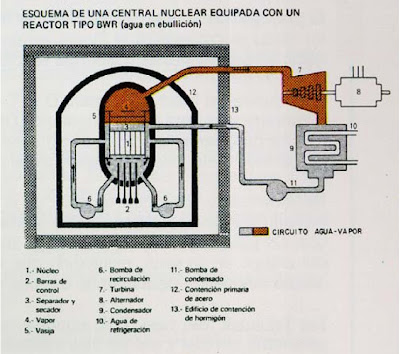 reactor nuclear bwr, reactor fukushima