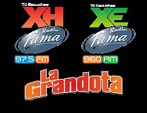 """Radio Fama 97.5 FM y 960 AM """"LA GRANDOTA"""""""