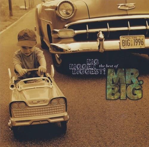 discografia de mr big: