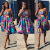 Beautiful Aso Ebi Ankara Style Gown