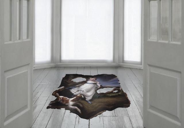 pastoral rug mineheart