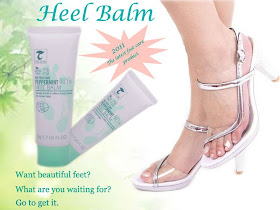 Heel Balm Foot Cream