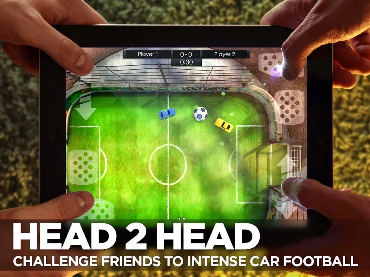 Soccer Rally 2 v1.05 Mod [Unlimited Balls/Coins]