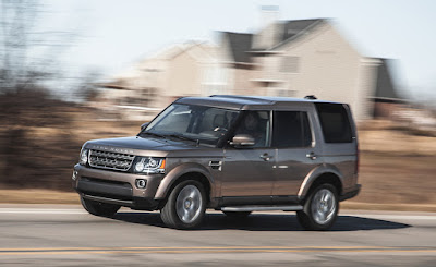 2016 Land Rover LR4 Review Redesign Specs and Price