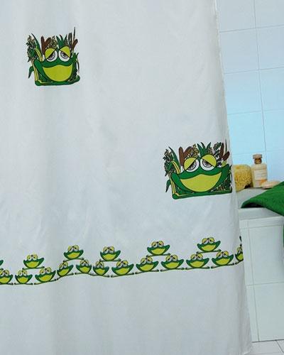 Tende doccia elemento di arredo e design casa servizi - Tende per doccia in lino ...