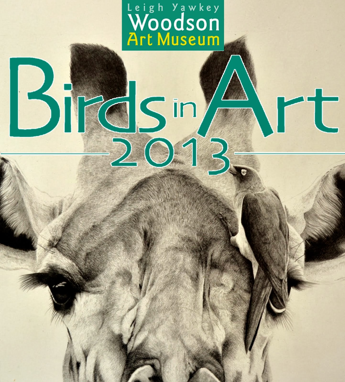 BIRDS IN ART 2013