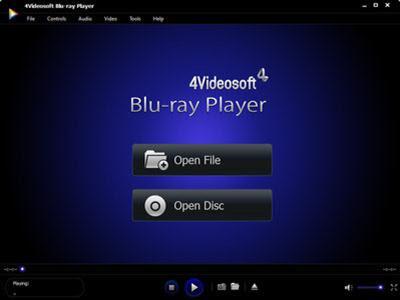 4Videosoft Blu-ray Player V6.1.82 Multilingual Portable