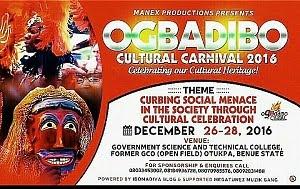 Ogbadibo Carnival 2016