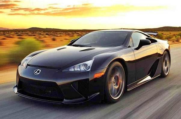 2012 Lexus LFA Specs and Review