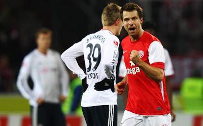 FSV Mainz 3 - 2 Bayern Munich (2)