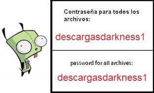 Contraseña para todos los archivos