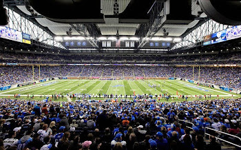 Full House Expected at Ford Field for JETS and Bills