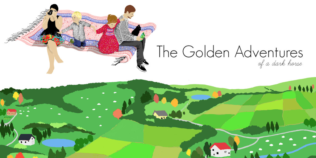 the golden adventures of...