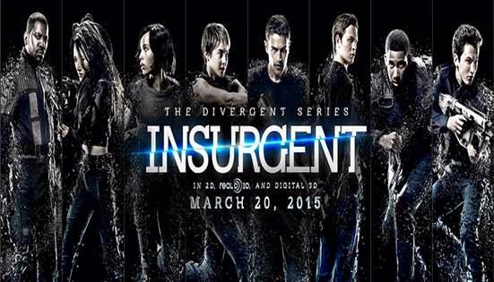 ইনসারজেন্ট, Insurgent