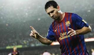 Lionel Messi Di Barcelona Sampai Akhir Karier