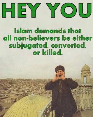 ISLAM DEMAND THAT ALL........!! Mullahcall