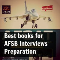 Best books for  AFSB Interviews  Preparation