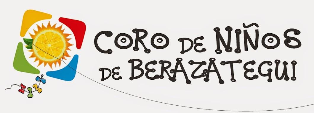 CORO DE NIÑOS DE BERAZATEGUI