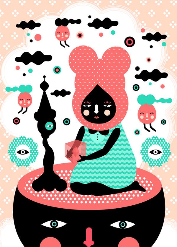 Doctor Ojiplatico.Muxxi. Illustrator