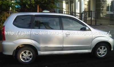 Jual Mobil Bekas - Xenia Xi Delux Plus 2010