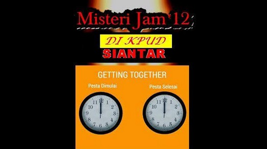 Menyingkap Misteri Jam 12 Malam di KPUD Kota Pematangsiantar.