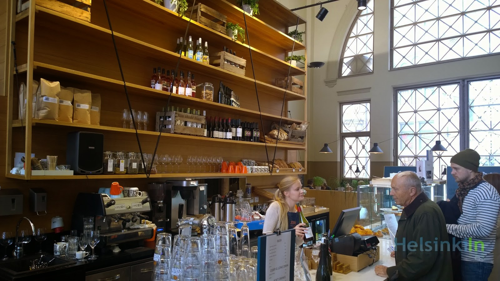 Bar at Ravintola Story