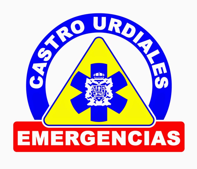 LOGO EMERGENCIAS CASTRO URDIALES