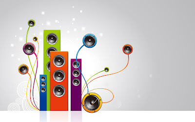 Music Sound wallpapers - Colorful music wallpapers