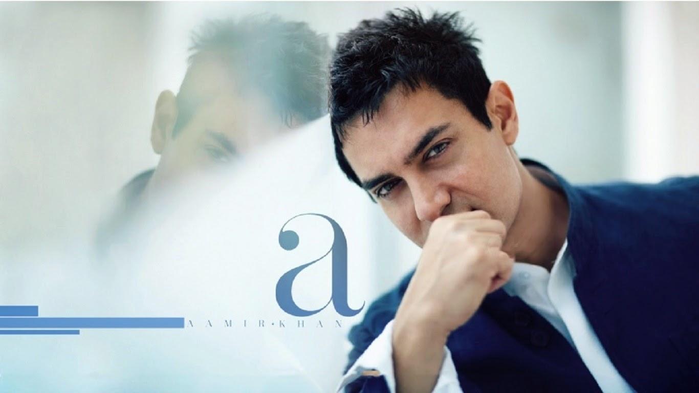 Aamir Khan Namakan Anjingnya Shah Rukh