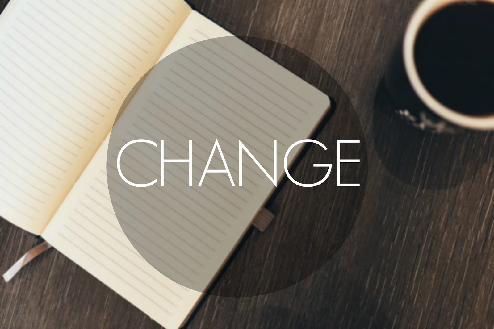 LIFESTYLE: TIME FOR A CHANGE