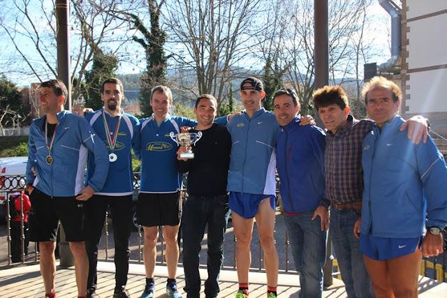 Campeonato de Bizkaia de Cross de Veteranos 2016