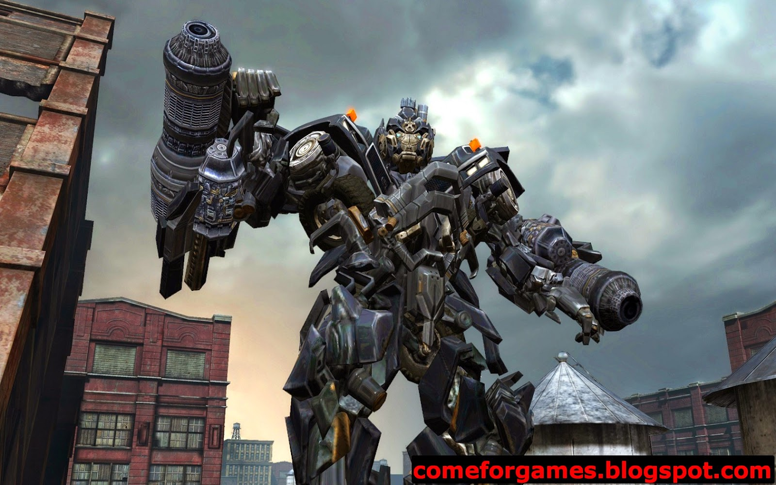 transformers fall of cybertron just games for gamers. Black Bedroom Furniture Sets. Home Design Ideas