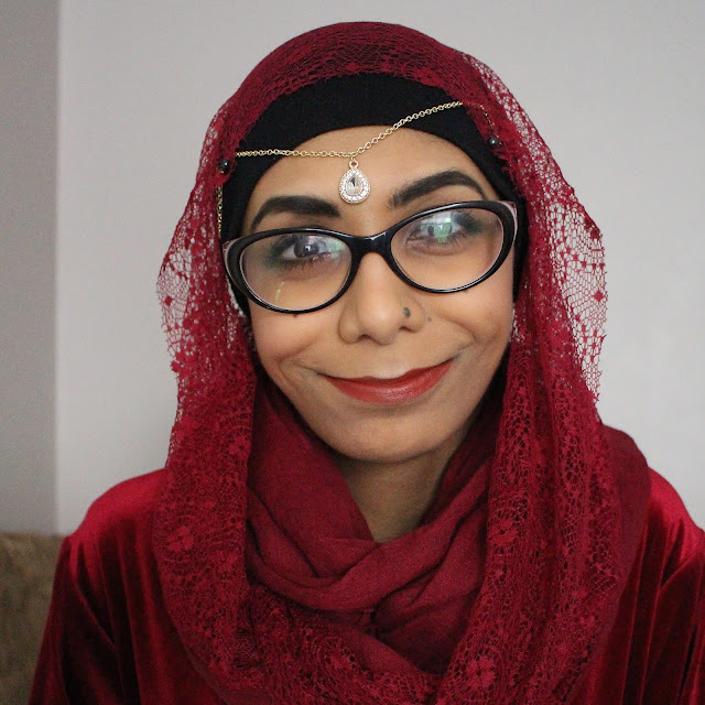 Eid Make Up Look