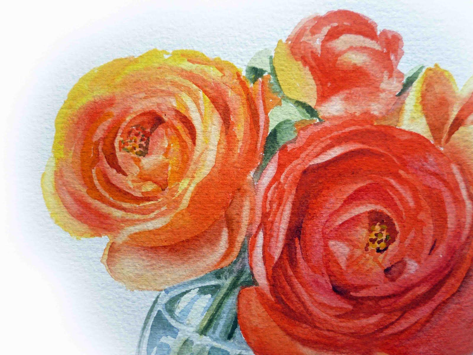 Irina Sztukowski Fine Art Ranunculus