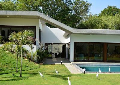 Potongan 2 Bangunan Desain Rumah Minimalis 1 Lantai yang Indah