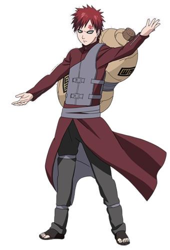 Cosplay Crossplay: Gaara- Naruto Shippuden (gabardina)