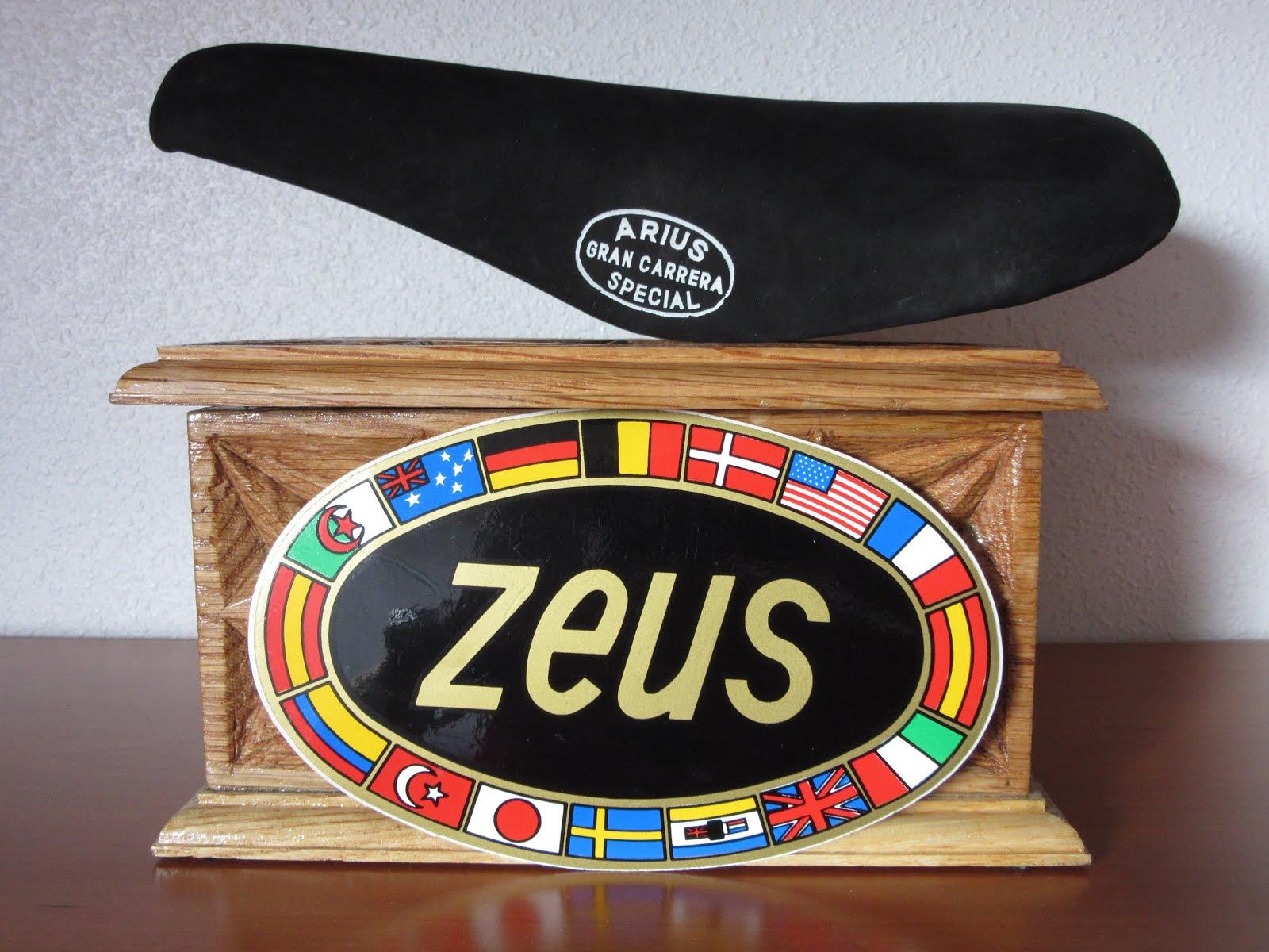 Sillin - Arius Special Gran Carrera