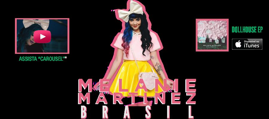 Melanie Martinez Brasil