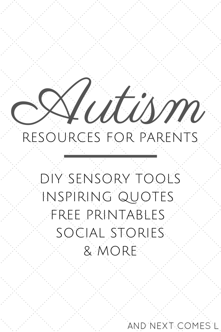 Annotated bibliography with websites on autism