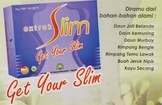 Extrak Slim Nasa Pelangsing Alami