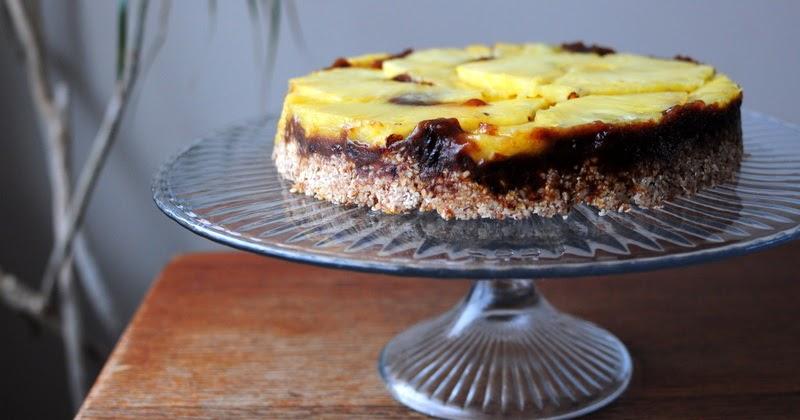 Upside Dineapple Cake