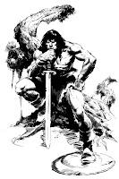 Conan de Buscema