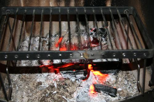 Lauflernwagen Holz Selber Bauen ~ kinderbijou Grill, klein genug, um im Schwedenofen zu grillieren ; )